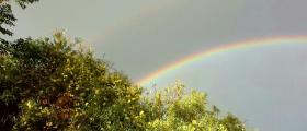 ' Rainbow at Wylie' - Subin Daniel (30 yrs)