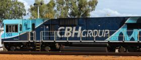 'CBH train' - Dannielle (31 yrs)