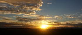 'Beautiful dusk at Wheatbelt' - by Subin Daneil (30 yrs)