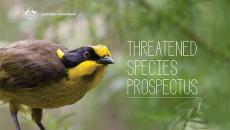 Threatened Species Prospectus