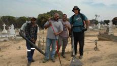 Wheatbelt NRM's Aboriginal NRM Noongar Boodja rangers