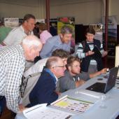 Participants in Soil Health Workshop